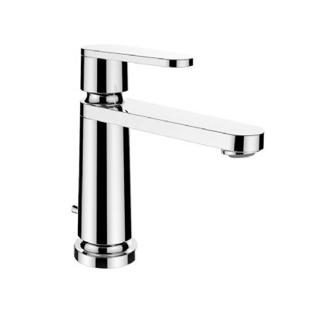 311851 - Laufen The New Classic Single Lever Basin Mixer Tap with 130mm Spout - 3.1185.1